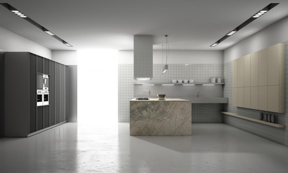 Muebles de cocina modernos y cl sicos gunni trentino - Isletas de cocina ...