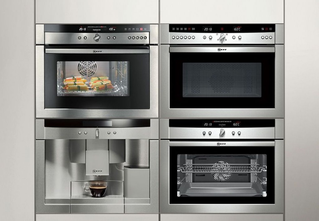 Electrodom sticos de cocina gunni trentino for Cocinas gunni madrid