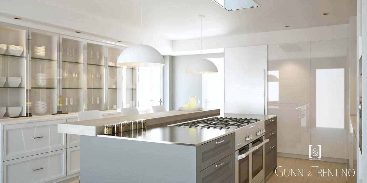 Diseño y montaje de cocinas - Gunni & Trentino