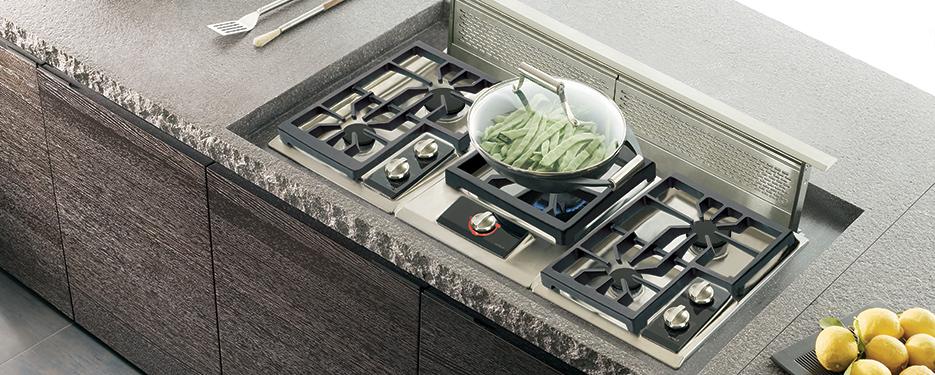 Ventilacion y extraccion de cocinas Wolf