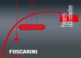 FOSCARINI ILUMINACION LED Catálogo_Página_01