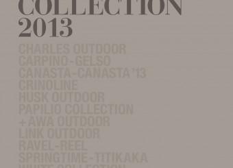 Portada Catalogo B B Italia Outdoor 2013