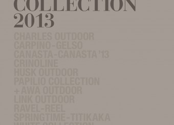 Portada Catalogo B B Italia Outdoor 2013