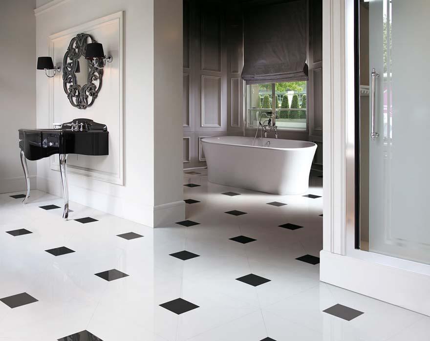Ambientes clásicos de baños de lujo marca Devon&Devon