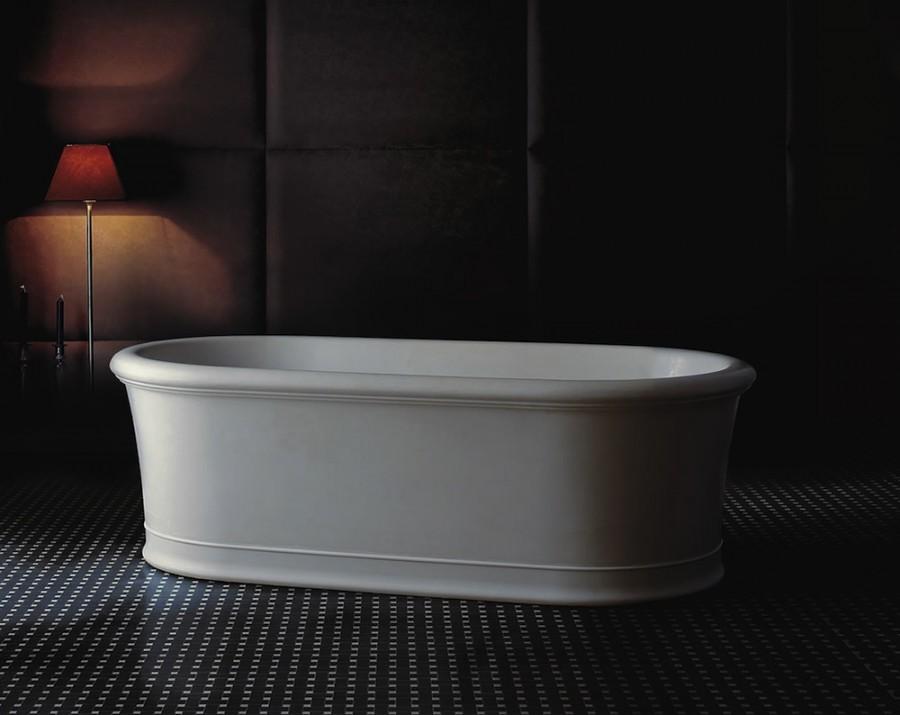 Ba os de dise o gunni trentino for Modern italian bathroom designs