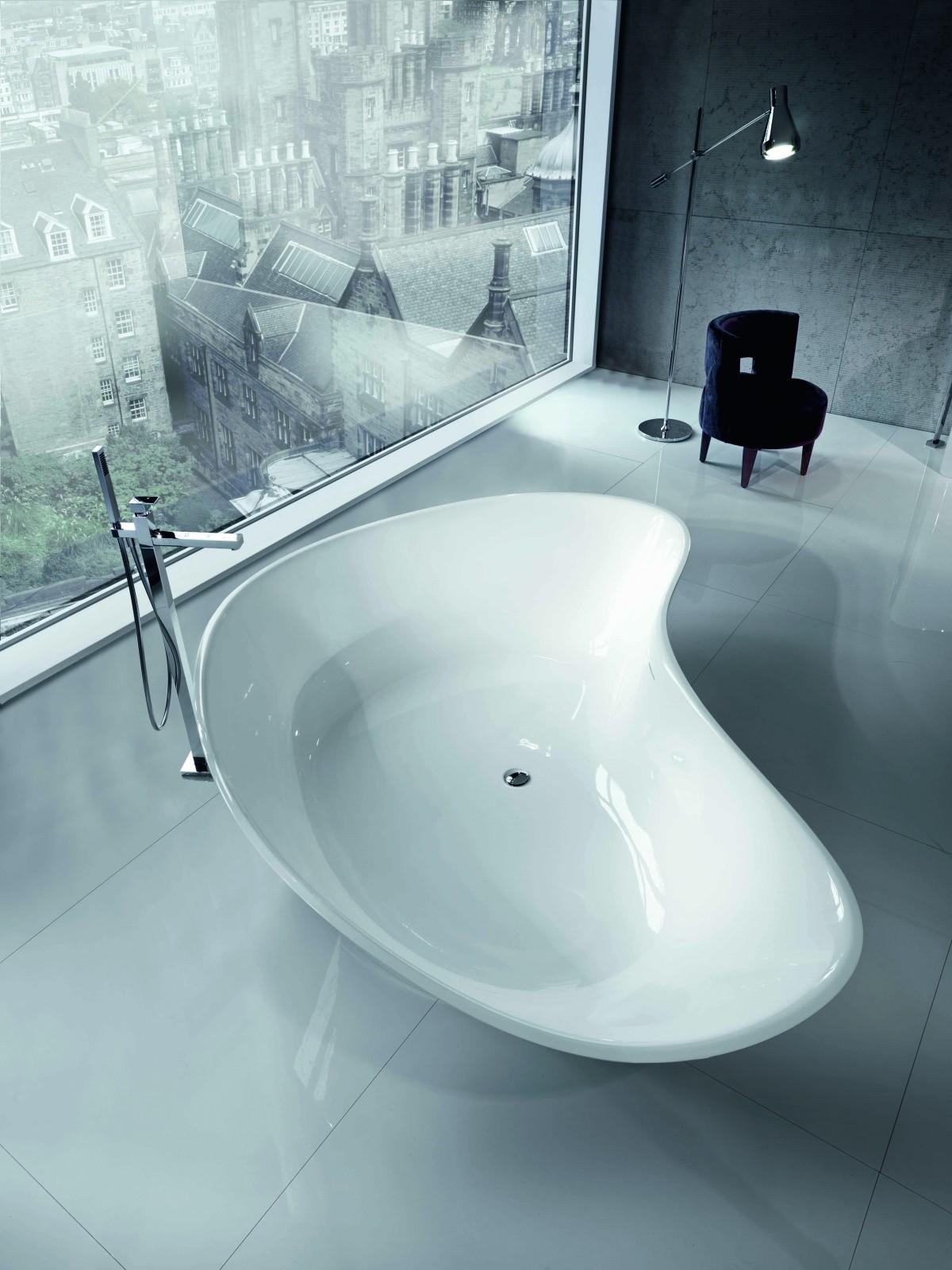 Ba os de dise o gunni trentino - Vasche da bagno rotonde ...