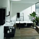 Baño moderno de la firma italiana Kos
