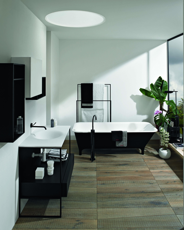 Cabinas De Ducha Kos:Baño moderno de la firma italiana Kos