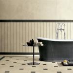 Baño retro con revestimientos Gunni&Trentino