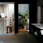 Baño wellness con cabina de Kos