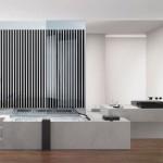 Baños de lujo modernos de la marca Dornbracht