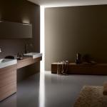 Baños modernos de Alape