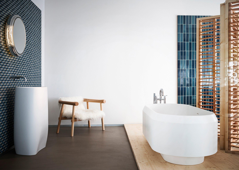 Baño Moderno Diseño | Banos Modernos Y De Diseno Estilos Innovadores En Gunni Trentino