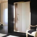Cabinas de ducha con mamparas clásicas
