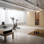 Cabinas de wellness para zonas de gimnasio