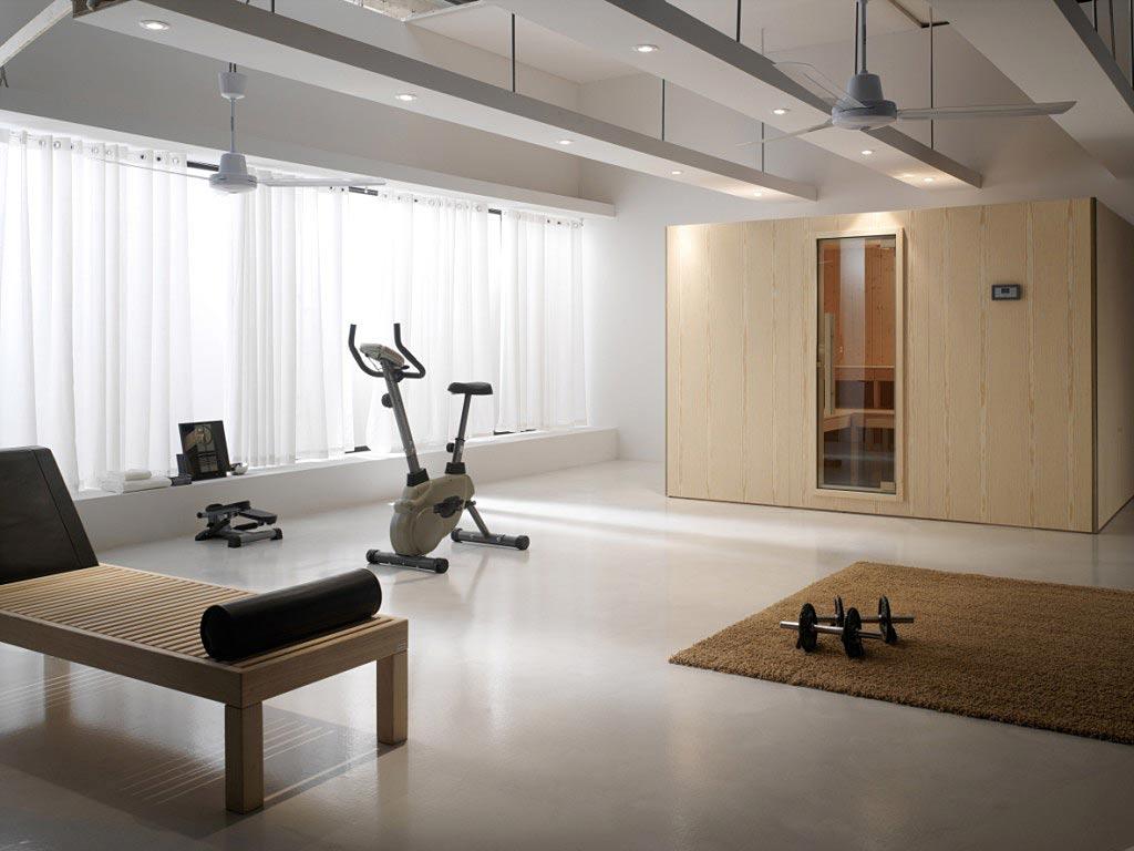 Cabinas De Ducha Kos:Cabinas de wellness para zonas de gimnasio