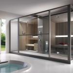 Cabinas sauna modelo Logica