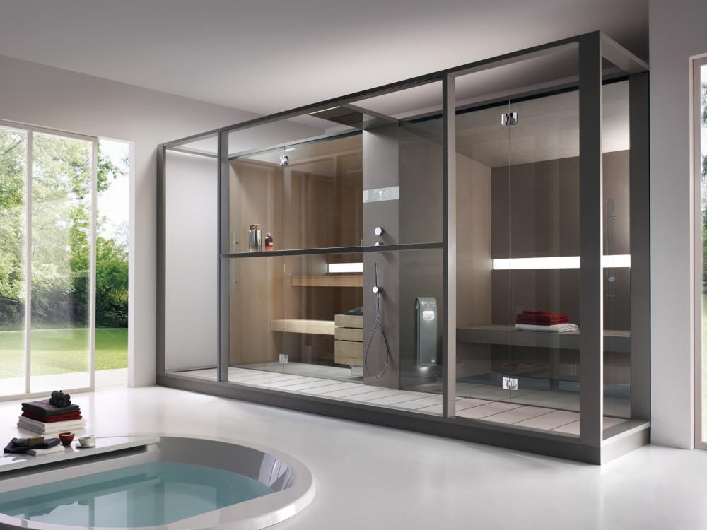 Cabinas De Baño Sauna:Baños de diseño – Gunni & Trentino