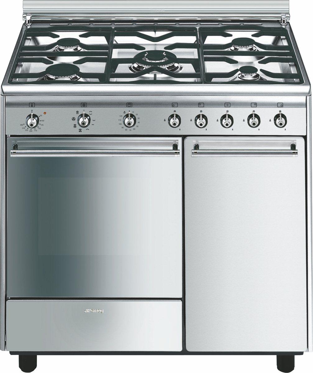 Electrodom sticos smeg gunni trentino for Cocinas 5 fuegos gas