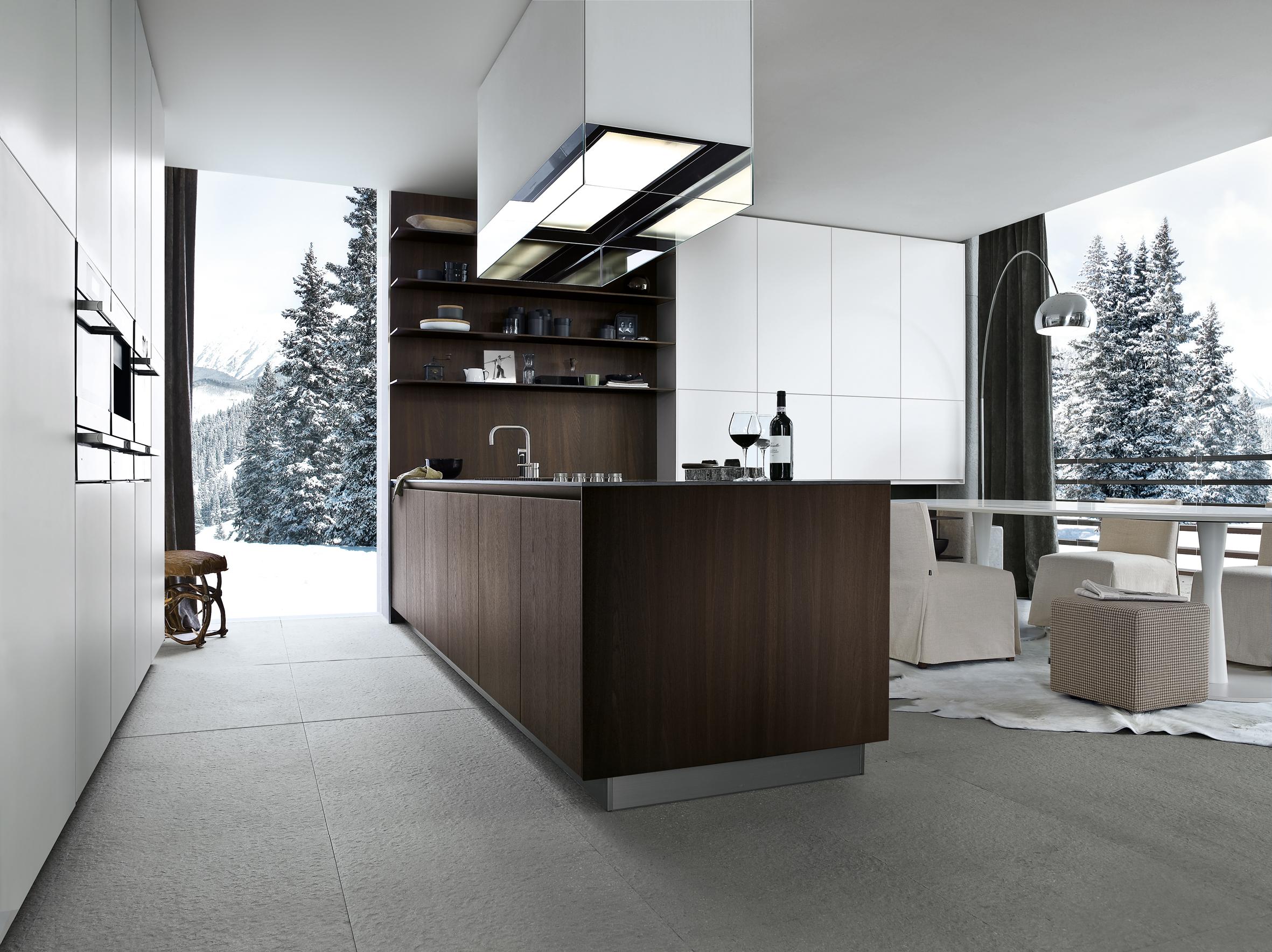 Muebles de cocina gunni trentino for Cocinas de lujo