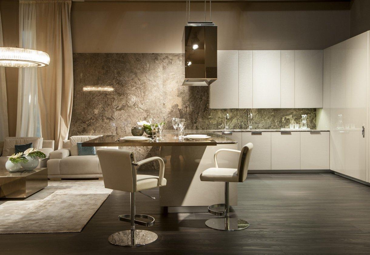 See fendi casa cucine kitchens archivos for Cocinas modernas para apartamentos