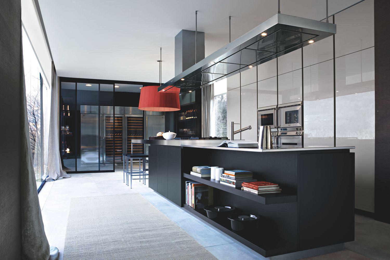 Cocinas de dise o modernas y de lujo en gunni trentino for Cocinas modernas outlet