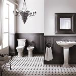 Colección Westminster para baños de lujo