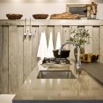 Colección de cocinas rústicas