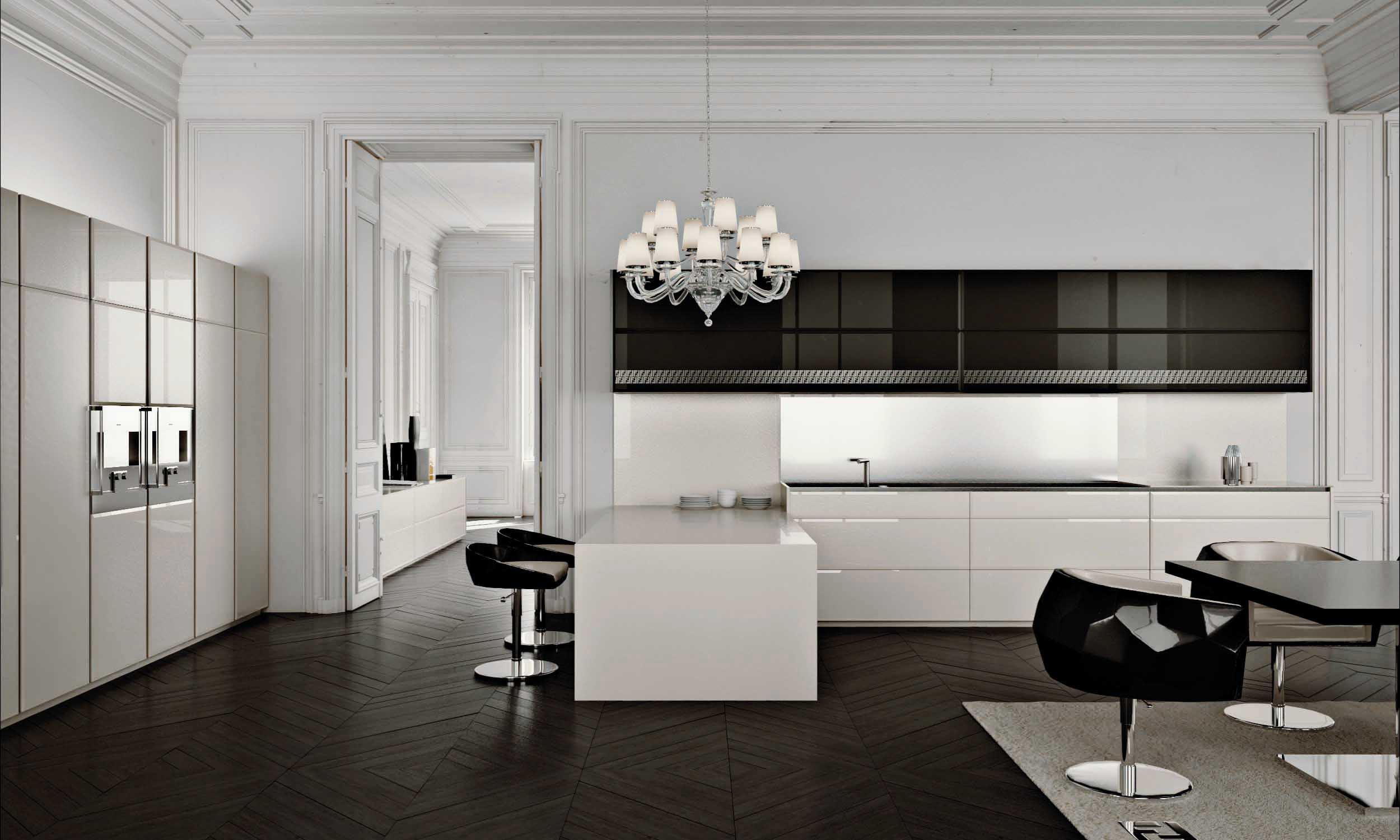 See fendi casa cucine kitchens archivos for Casas de lujo