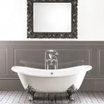 Contamos con una amplia variedad de bañeras clásicas con patas