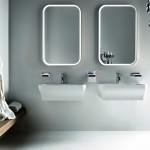 Lavabos modernos de la marca italiana Agape