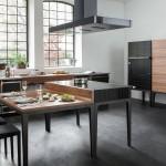 GUNNI&TRENTINO Nueva colección de mobiliario moderno para cocina de La Cornue