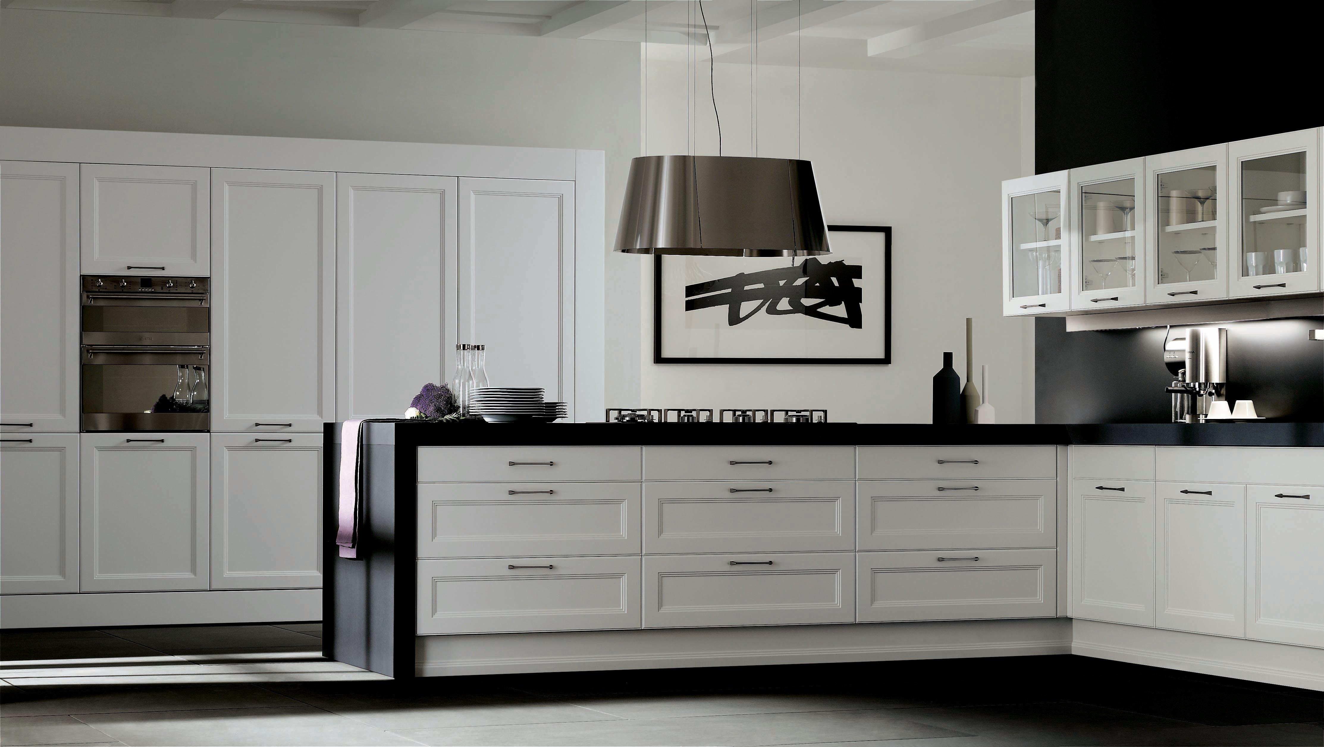 Muebles de cocina modernos y cl sicos gunni trentino - Gunni trentino cocinas ...