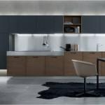 Moderna sobriedad en cocinas modernas de lujo