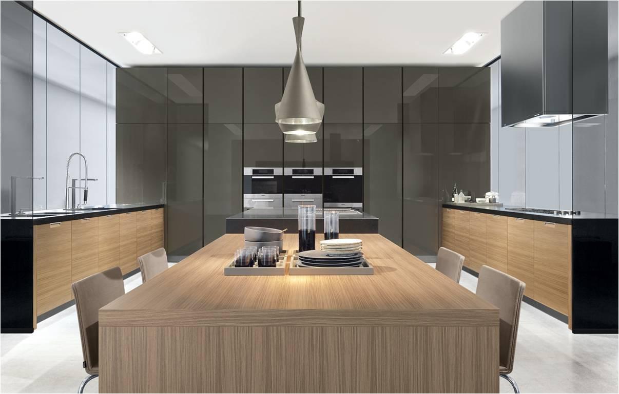 Cocinas De Dise O Modernas Y De Lujo En Gunni Trentino # Muebles De Cocina Gaggenau