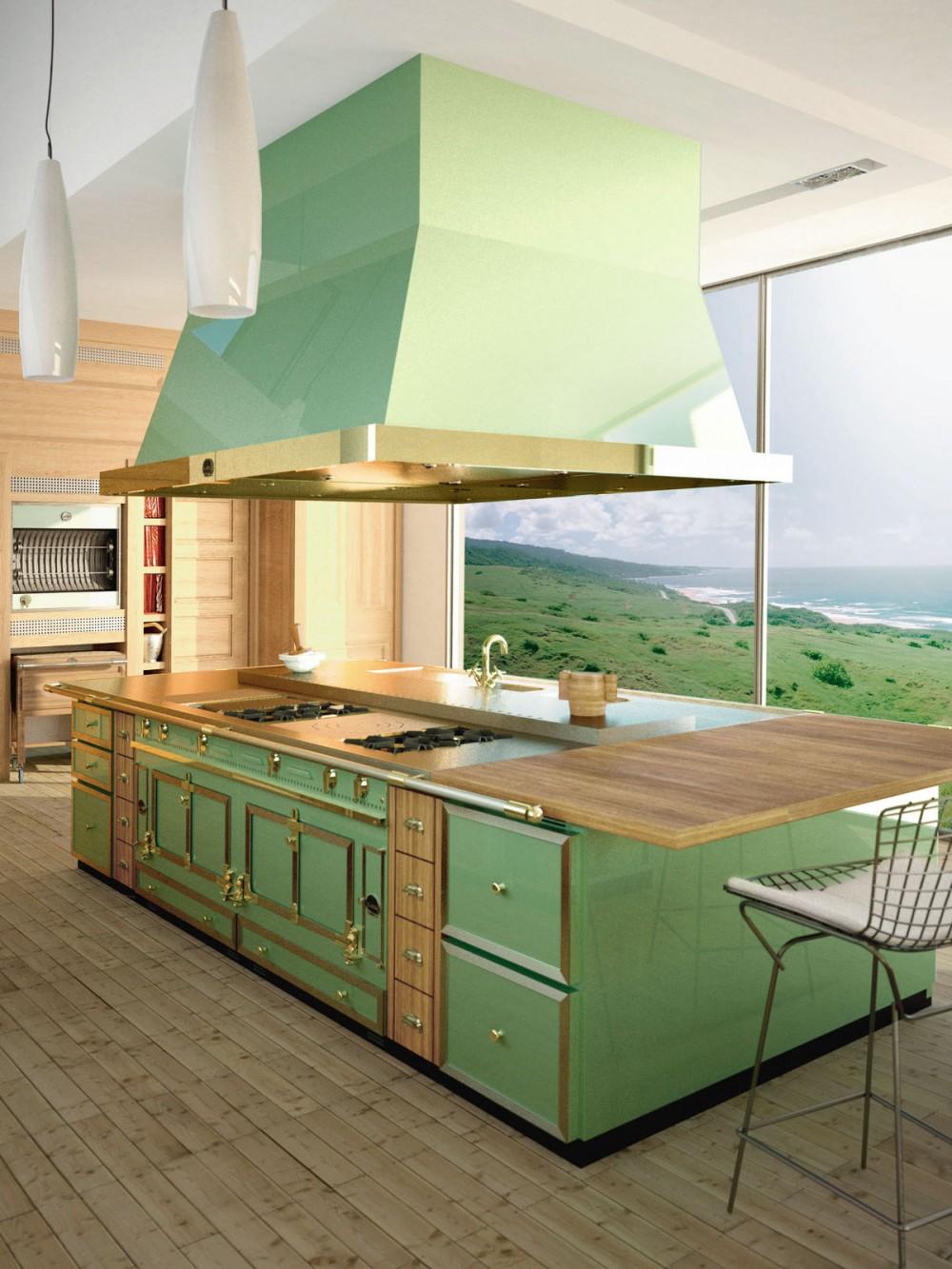 la cornue cocinas gunni trentino. Black Bedroom Furniture Sets. Home Design Ideas