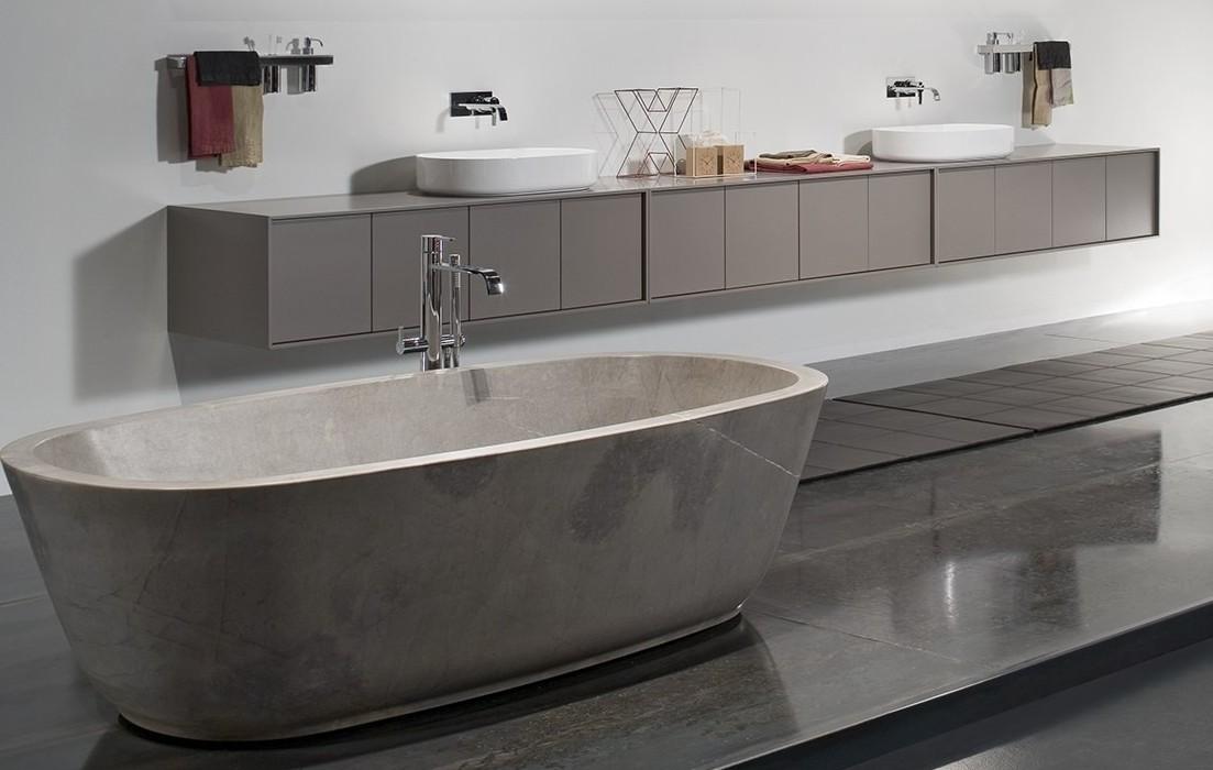 Mobiliario de baño moderno de Antonio Lupi