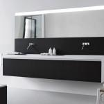 Muebles de baño modernos serie Evoluzione