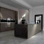 Muebles de cocina Fendi y piedra Natural Gunni&Trentino