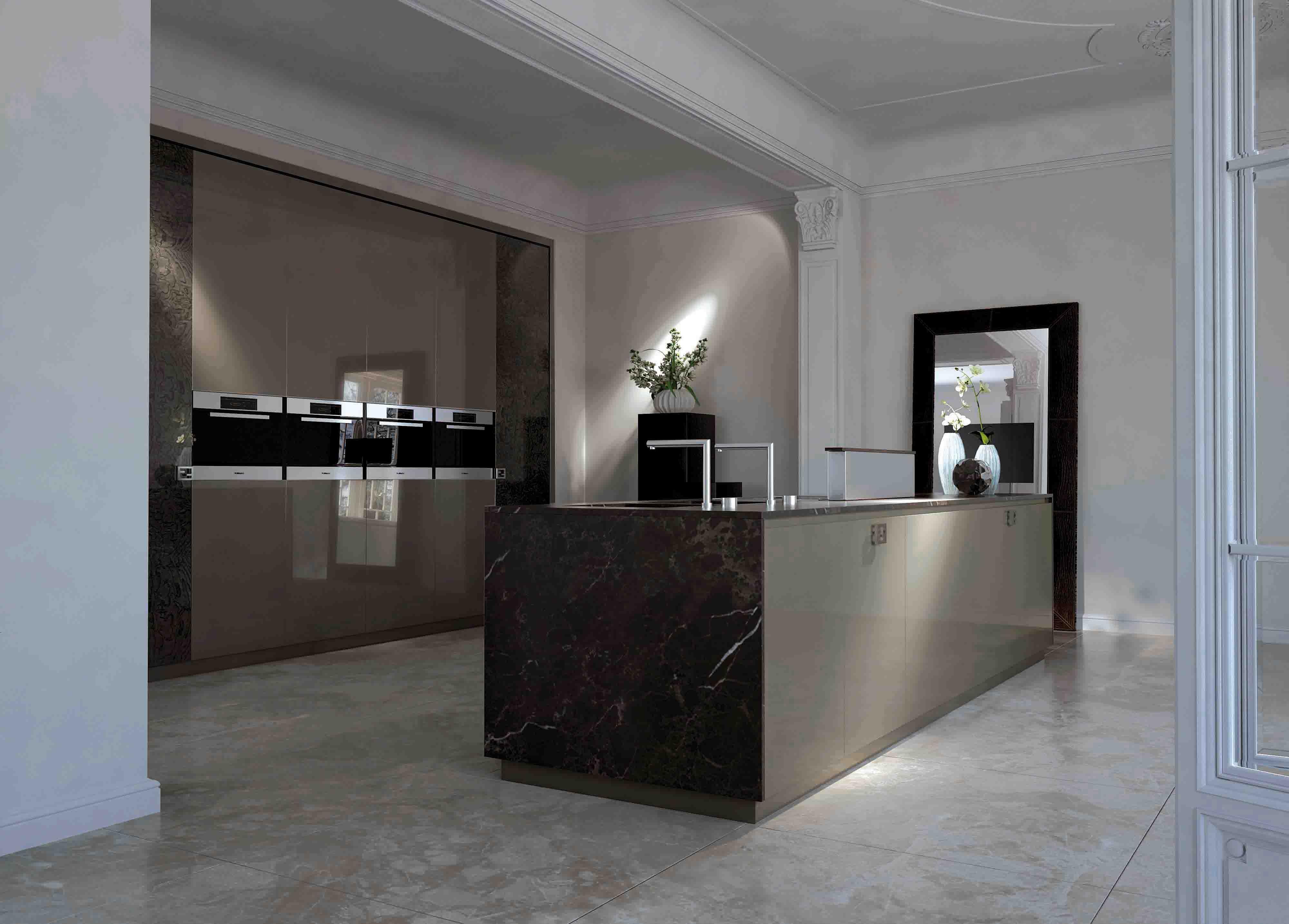 muebles de cocina fendi gunni trentino ForFenda Muebles