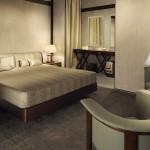 Muebles de dormitorio de Armani
