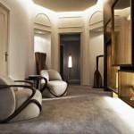 Muebles de salón nuevo clásico de Giorgetti