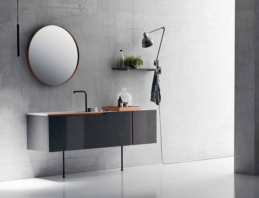 Bathroom spa archivos for Muebles italianos modernos