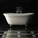 Nueva versión de la bañera exenta Aurora Bijoux