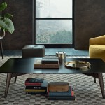 Mobiliario de diseño italiano para el salón