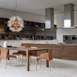 Nuevas colecciones de cocinas modernas de lujo en distintos acabados.