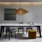 Mesas de comedor de diseño italiano en GUNNI&TRENTINO