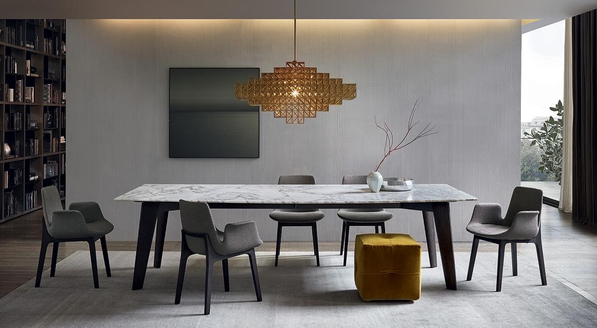 Muebles modernos y de diseño para el hogar en GUNNI&TRENTINO