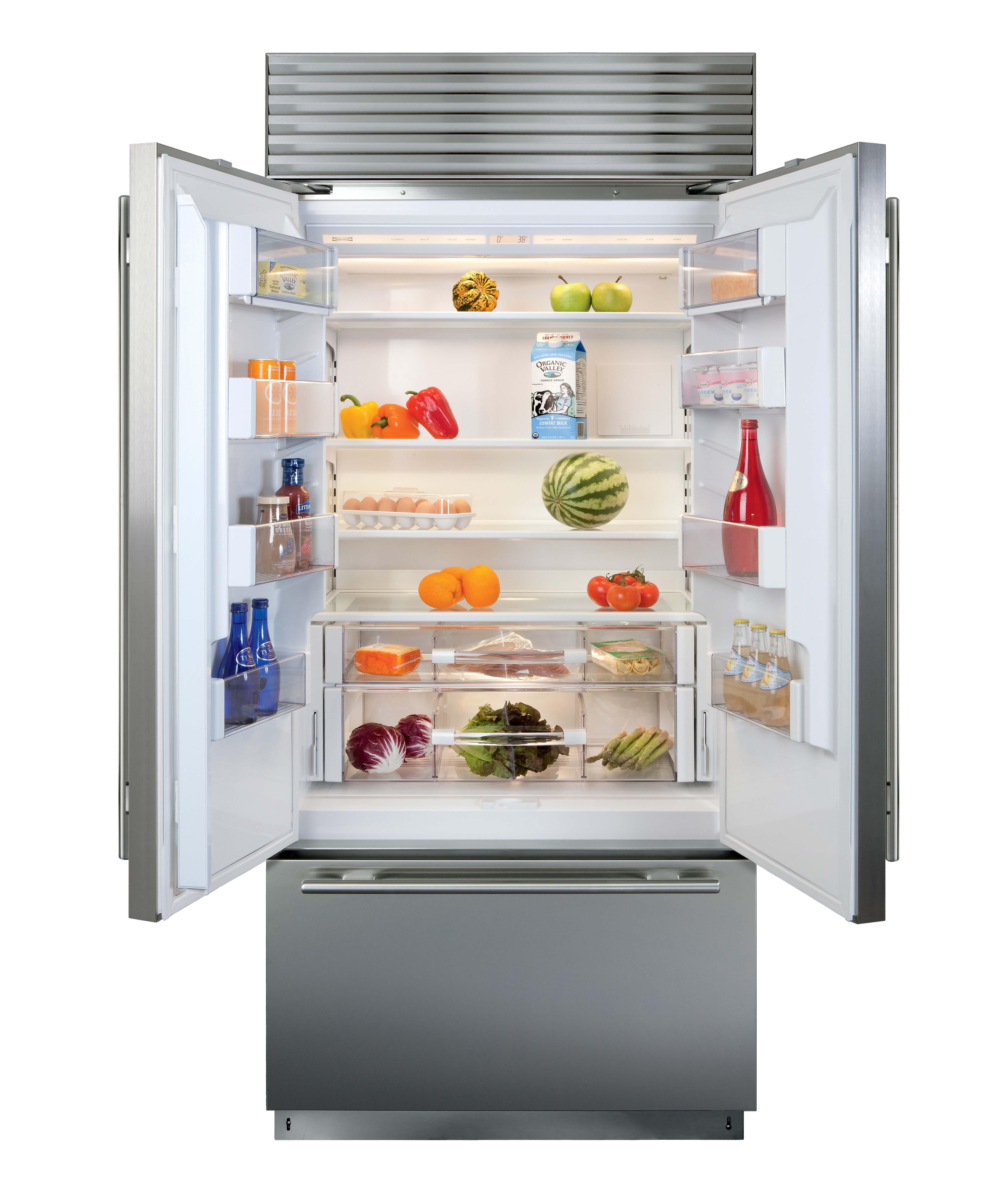 drawers product freezer ready showroom lh built panel in zero all sub model o subzero