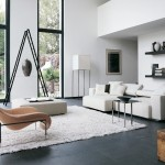 Salones modernos con muebles de marcas italianas